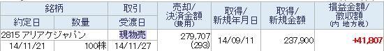 アリアケジャパン2